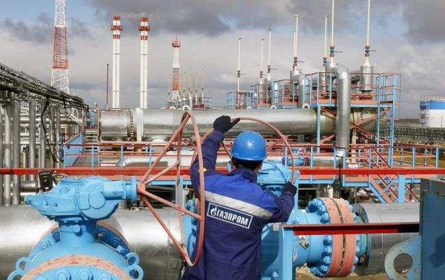 """Фото: в """"Нафтогазе"""" предположили, что """"Газпром"""" списывает свои убытки поставками на Донбасс"""