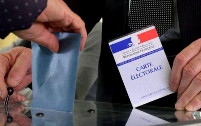 Фото: выборы во Франции, второй тур