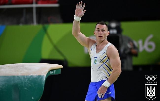 Український гімнаст Радівілов став переможцем серії змагань Кубка світу