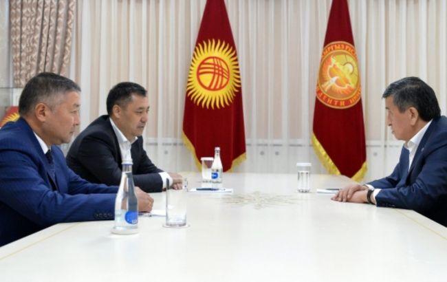 Президент Киргизии утвердил назначение нового премьера и правительства