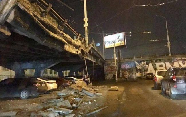 Украина договорилась сКитаем ореконструкции Шулявского путепровода