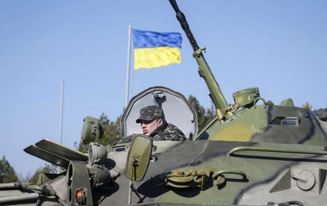 На Донбасі за добу загинув 1 боєць АТО, ще 6 поранені, - АПУ