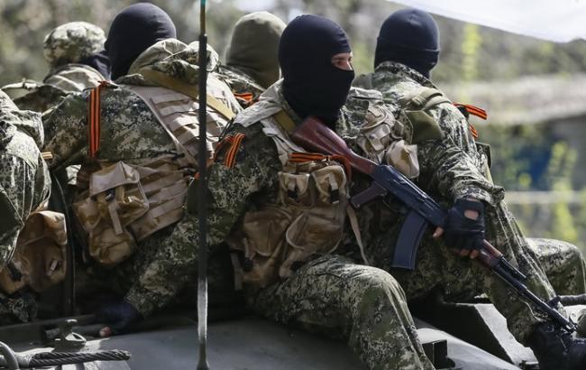 На Донбасі в рядах бойовиків спостерігається масове дезертирство