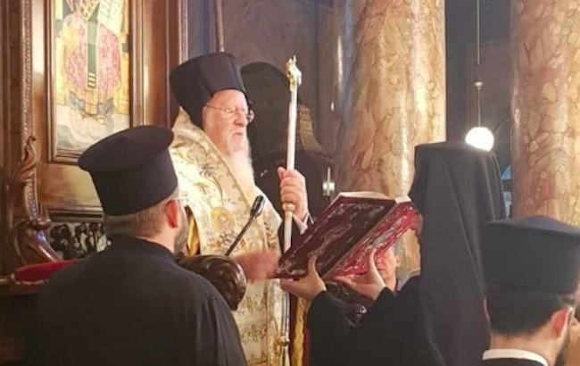 Вселенський Патріарх провів молебень за жертвами Голодомору