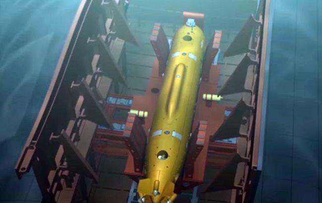 У США назвали терміни появи в армії РФ атомних підводних безпілотників