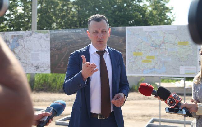 Голик рассказал об успеваемости ОГА в дорожном строительстве