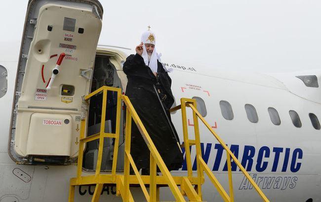 Фото: Авиационный крестный ход в России (gordonua.com)