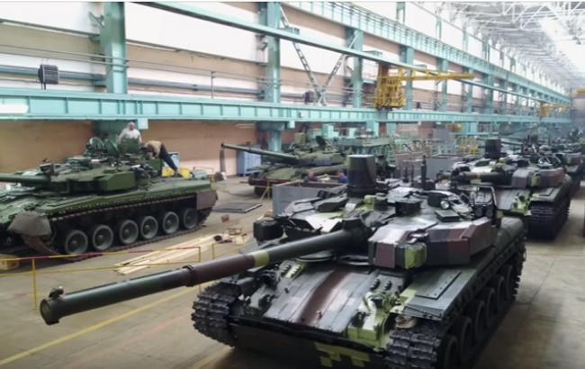 У мережі з'явилося відео випробувань потужного українського танка
