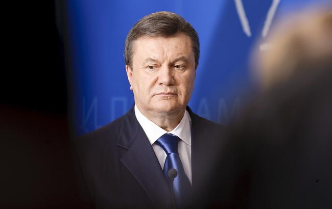 Фото: Януковичу предлагают суд присяжных