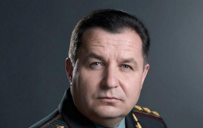Міноборони приділятиме особливу увагу складам з озброєнням, розташованим поблизу кордону з РФ