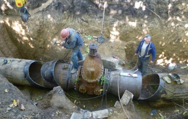 У Донецьку відновлено водопостачання Київського району, - мерія