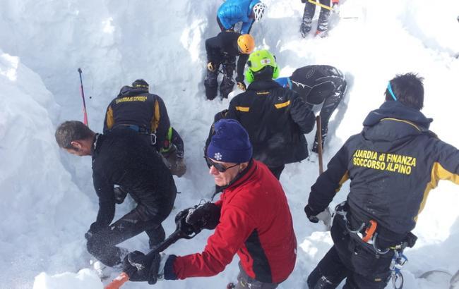 Жители России  непострадали при сходе лавины насевере Италии— Генконсульство