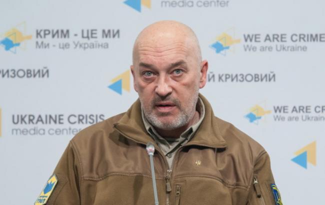 ВКрым поехали украинцы с захваченных территорий— Тука