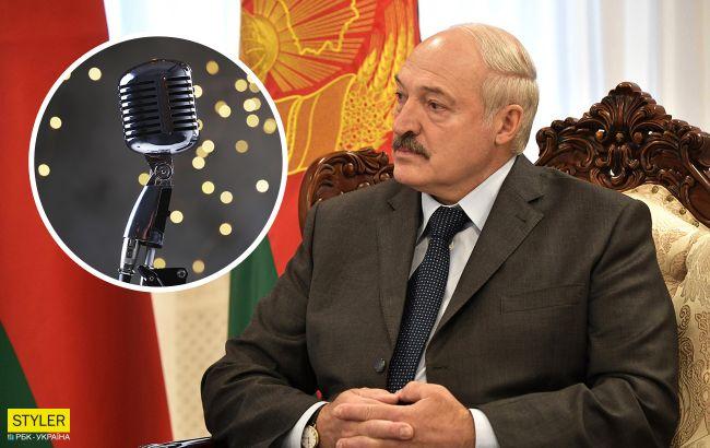 Украинские звезды спели на приеме у Лукашенко, а тот вручил им ордена