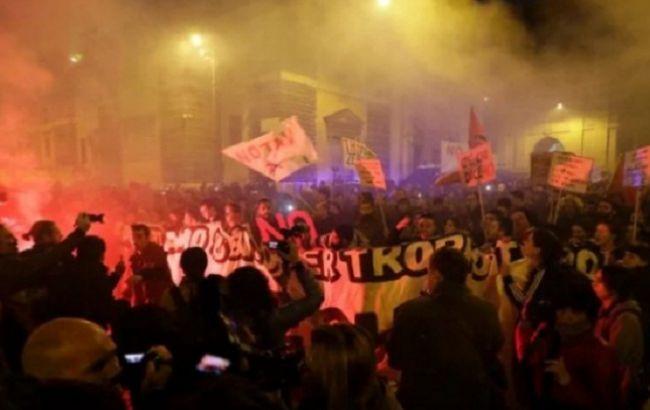 Фото: итальянцы выступили против изменений в Конститутции