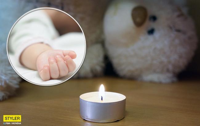 В селе на Волыни внезапно скончался младенец: медики ищут причину