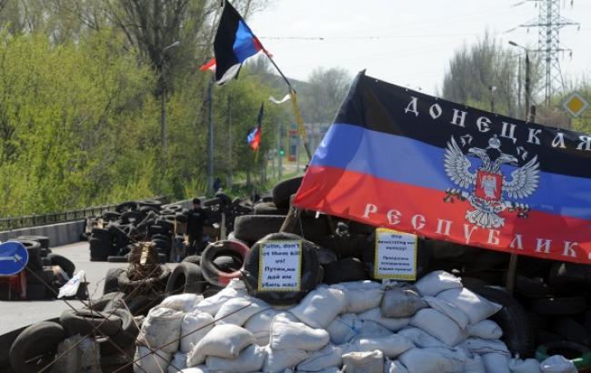 Ситуация в Луганской и Донецкой областях усложняется, - СНБО