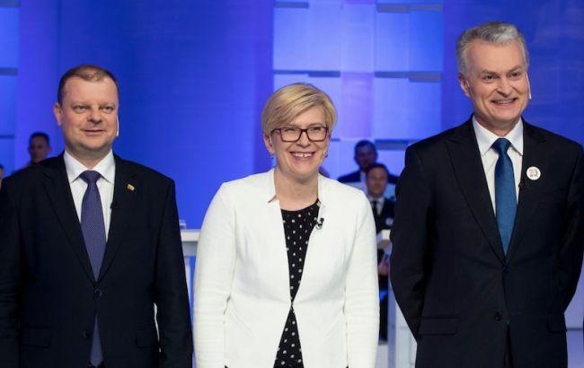 У Литві визначені кандидати на другий тур виборів президента