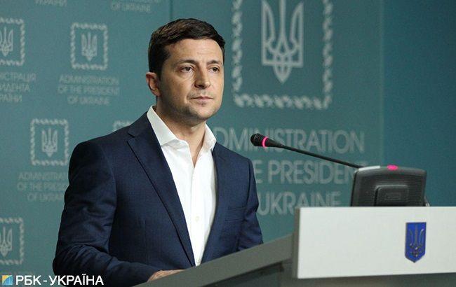 Зеленський дав громадянство іноземцям, які воювали на Донбасі