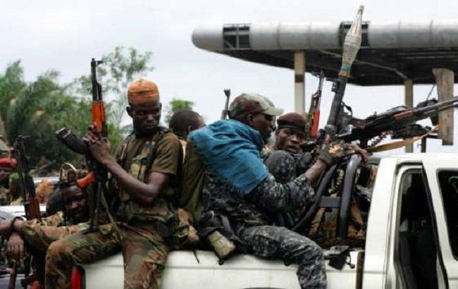 Фото: бунт у Кот-Д'івуарі