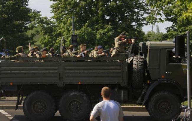 Українсько-російський кордон за тиждень перетнули 518 людей у військовій формі, - ОБСЄ