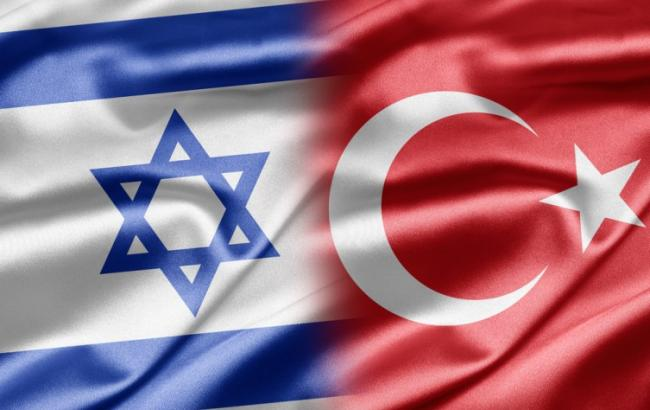 Фото: Израиль и Турция