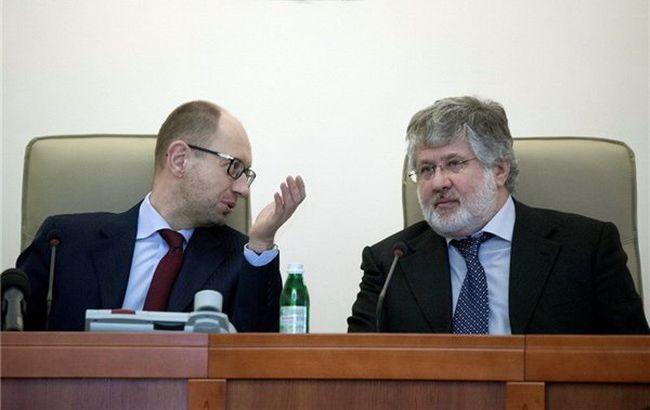 В МВД отказались комментировать встречу Коломойского с Аваковым и Яценюком