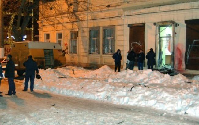 Вибух в Одесі мають намір кваліфікувати як теракт, - УМВС