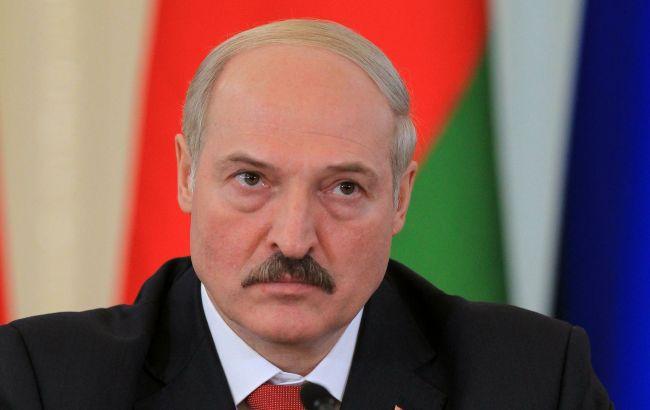 Фото: Олександр Лукашенко