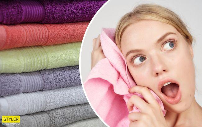 """Вирусы и бактерии: в обычном полотенце может оказаться опасный """"коктейль"""""""
