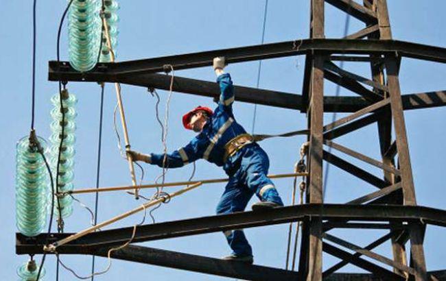 Фото: ремонт электросети