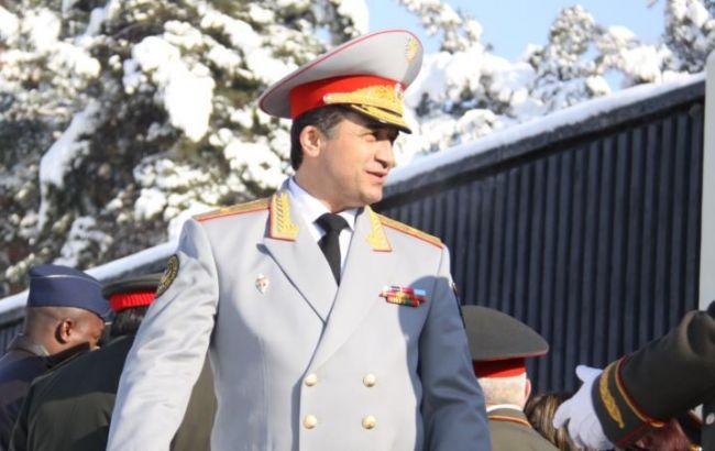 Фото: генерал-майор Абдухалим Назарзода