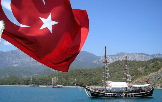 Фото: туризм в Турції