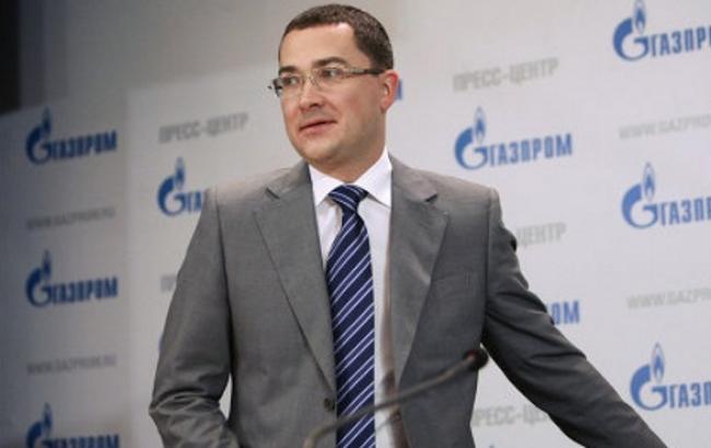 """""""Нафтогаз"""" заплатил еще 15 млн долл за газ до середины марта, - """"Газпром"""""""