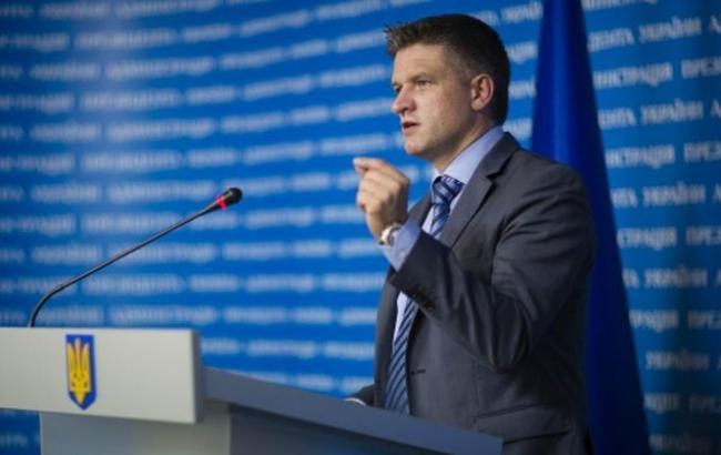 Шимкив подтвердил, что Украина наняла лоббистов в США для продвижения интересов страны