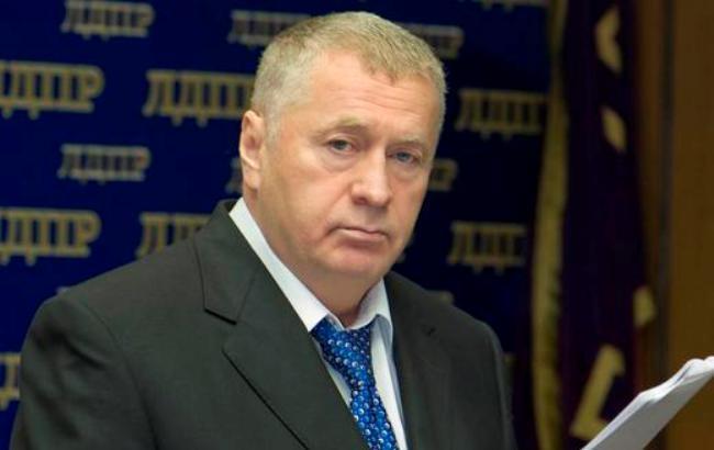 """Жириновский  сравнил группу Beatles с """"На-На"""""""