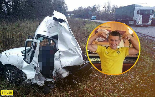 Смертельна аварія зі спортсменами: лікарі борються за життя Олега Жоха