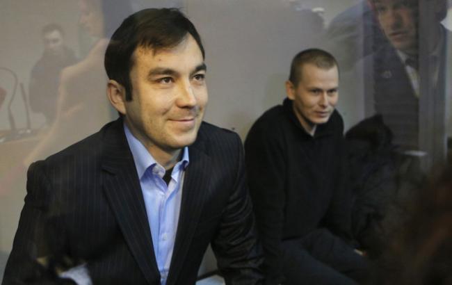 Фото: ГРУшники Ерофеев и Александров