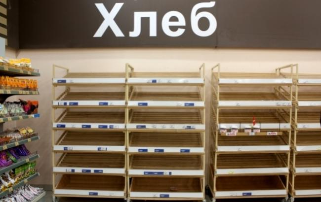 Фото: Россияне могут остаться без нормального хлеба (rostov.aif.ru)