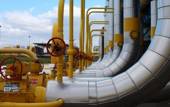 Кількість газу в ПСГ України скоротилося на 0,24% - до 15,622 млрд куб. м