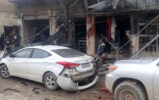 Кількість загиблих при вибуху в Манбіджі зросла до 15