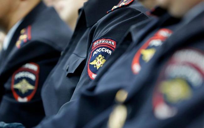 Фото: в Росії підлітки обстріляли поліцейських