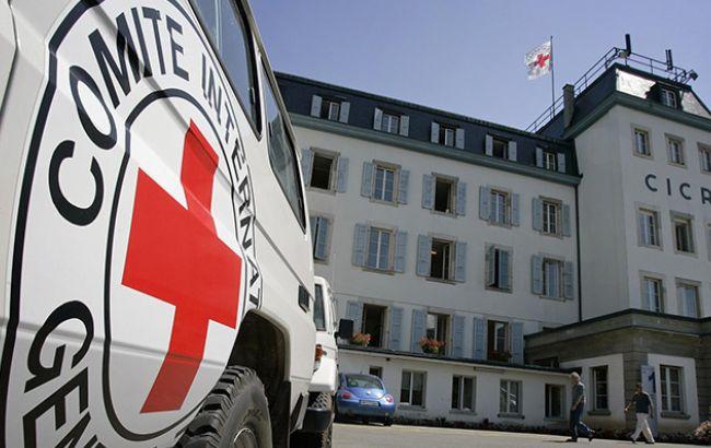 Червоний Хрест має намір виділити 60 млн доларів на гуманітарну допомогу Україні