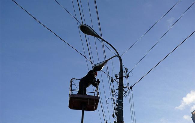 Центр Одеси знеструмлено через аварію