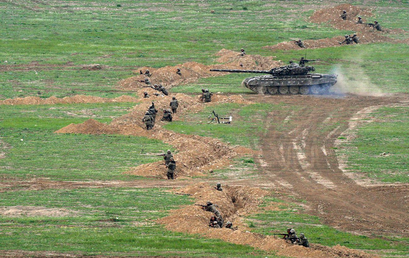 Конфликт в Нагорном Карабахе: где это и почему это важно