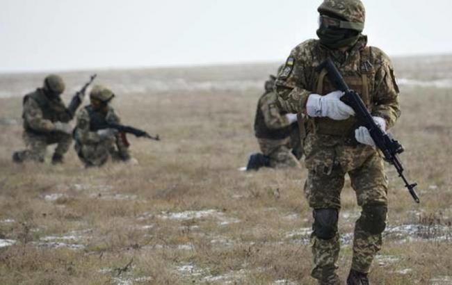 Фото: штаб АТо отчитался о ситуации в зоне боевых действий (фото из открытых источников)