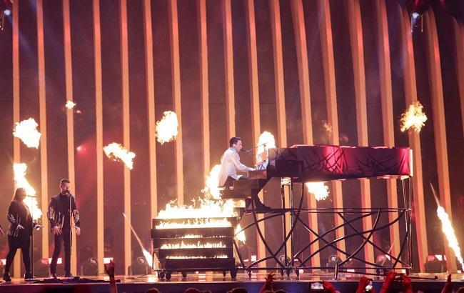 MELOVIN (фото: eurovision.tv)