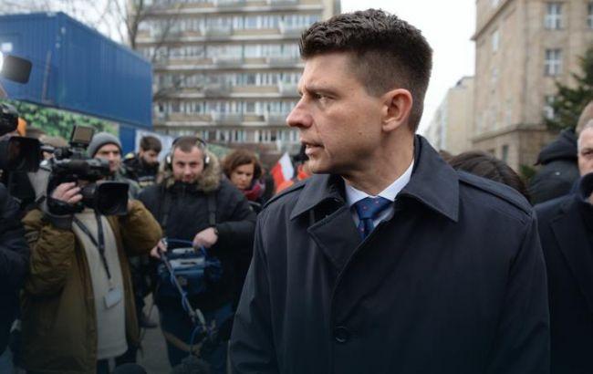 Польская оппозиция обратилась впрокуратуру поповоду событий вСейме