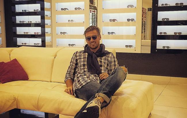 Милевского назвали самым стильным украинским футболистом