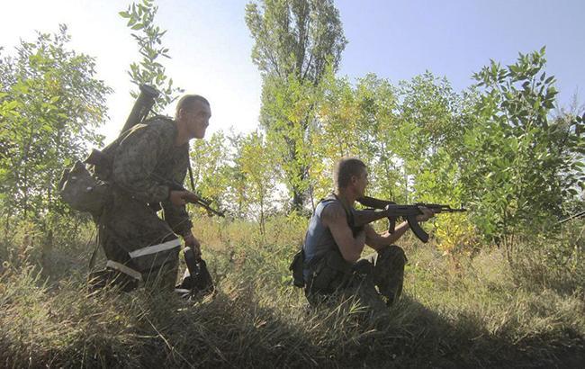 Сили АТО знешкодили ДРГ бойовиків, 2 ліквідованих, 4 полонених
